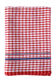 Tea Towel Blended Cotton 45x65 All Purpose Red - Filta