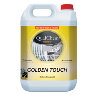 Dishwashing Detergent Golden Touch - Qualchem