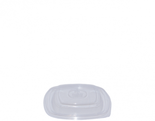 Lid to suit 225 ml & 340 ml Container, Clear - Castaway