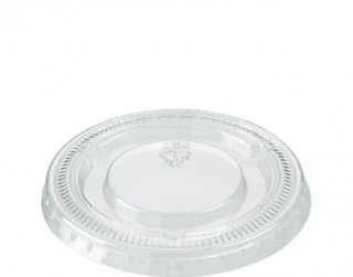 Medium Portion Control Cup Lids (suit CA-P200 & CA-P35A), Clear - Castaway