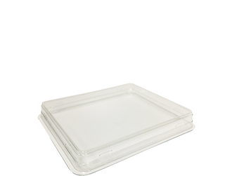 Fuzione Food Tray Lid, Small (suit Small Fuzione' Food Tray) Clear