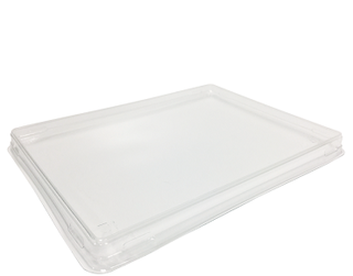 Fuzione Food Tray Lid, Large (suit Large Fuzione' Food Tray) Clear