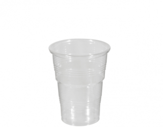 285ml Costwise' PP Cold Cup, Clear