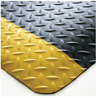 Anti-fatigue Mat Diamond Plate Classic