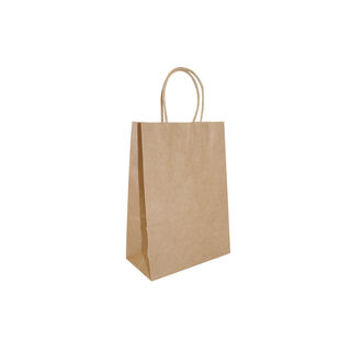 Twisted Handle Paper Bags Accessory (150+80)x210 - Ecobags