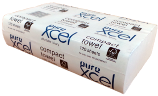 Compact Paper Towels  - PureXcel