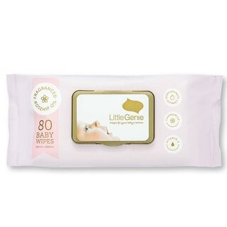Baby Wipes – Rosehip Fragranced - Little Genie