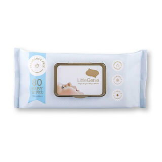 Baby Wipes – Fragrance Free - Little Genie