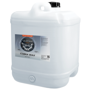 Cobra Green Wax for Car wash machines 20L - Qualchem