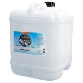 Alpha-5 - Liquid Sour (Boosted) Laundry 20L - Qualchem