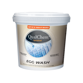 Egg Wash 10Kg - Qualchem