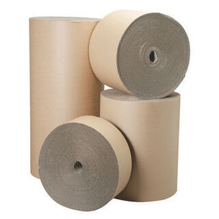 Corrugated Cardboard Roll S/F 1200mm x 75m