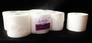 Centrepull Paper Towels White - KTG