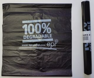 Biodegradable Rubbish Bag 600x300x1200mm - Fortune