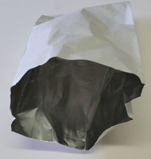 Foil Paper Bag Small - Fortune