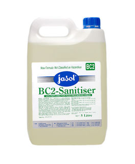 Sanitiser/Disinfectant - Jasol