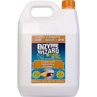 Carpet & Upholstery Cleaner 5Litres RTU - Enzyme Wizard