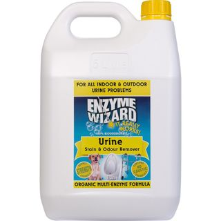 Urine Stain & Odour Remover RTU 3 x 5Litres - Enzyme Wizard