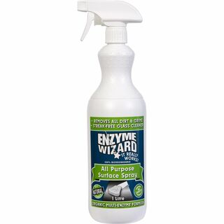 All Purpose Surface Spray 9 x 1Litre - Enzyme Wizard