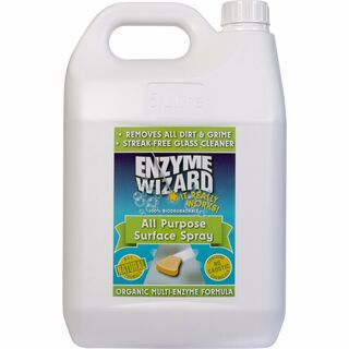 All Purpose Surface Spray 3 x 5Litres - Enzyme Wizard