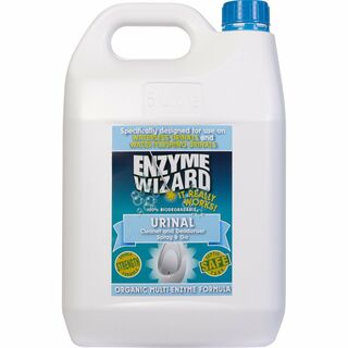 Urinal Cleaner Spray & Go RTU 3 x 5Litres - Enzyme Wizard