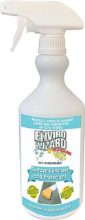 Surface Sanitiser RTU 750ml spray - Enviro Wizard