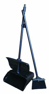 FILTA Lobby Dustpan & Brush Set (black) - Filta