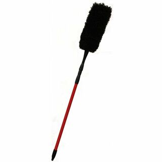 Filta Microfibre Duster with Extension Handle Black 1.2m- Filta