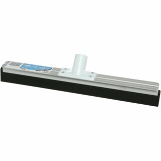 Black Neoprene Floor Squeegee Complete 75cm (no handle) - Edco