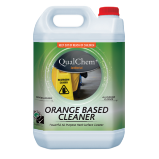 Orange Based Cleaner - 5Litres - QualChem