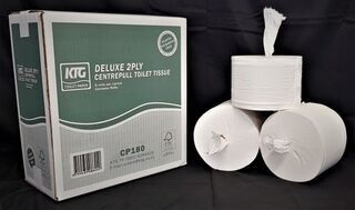 Centrepull Toilet Paper - Kiwi Tissue