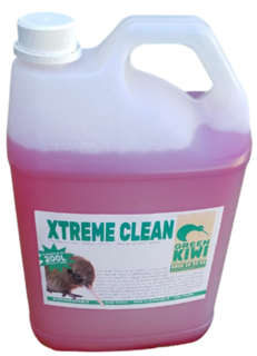 House and Vehicle wash- Xtreme - Green Kiwi Clean