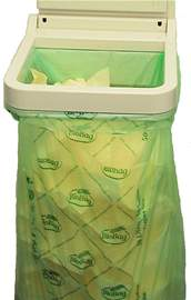 50L itre Biodegradable Bag - BioBag - Pack or Carton