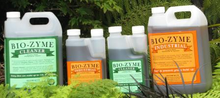 Bio Zyme Multi Purpose Cleanerfor Decks Ovens Showers