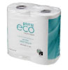 Toilet Paper 2ply 400sheet 4pack - PureEco