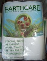 Paper Towel Roll (Kitchen Towel) twin pack - Earthcare