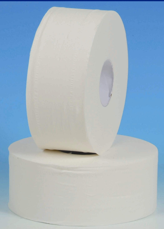 Jumbo Toilet Rolls 2 Ply Livi Brand