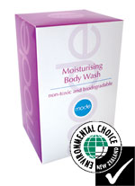 Body Wash Moisturising Pouches - Mode Hand Care