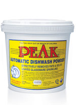 Peak Dishwashing Powder - QualChem