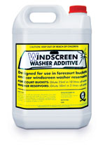Windscreen Washer Additive - Qualchem