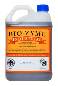 Bio Zyme Is An Enzyme Based Industrial Cleaner