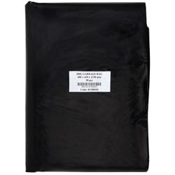 200L Black Bin Liner - Premier Hygiene