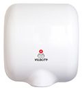 Hand Dryer Velocity White SS Case - Ardrich