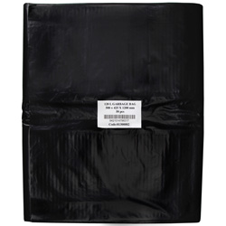 120L Black Bin Liner - Premier Hygiene