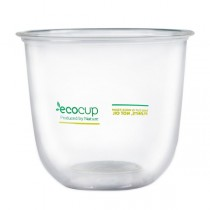 Wine Cup Stemless Biodegradable Sleeve/Carton - Ecoware