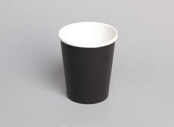 Hot Cup - 8oz Uni-Cup Single Wall - Coastal