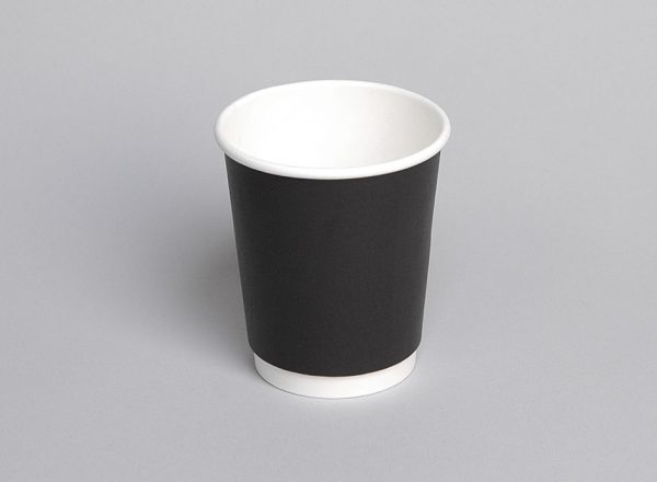 Hot Cup - 8oz Double Wall - Coastal
