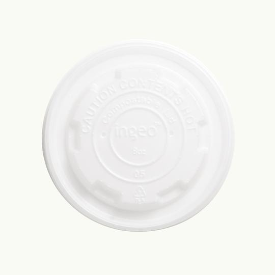 Ecobowl Lid to fit 8oz bowl - Ecoware