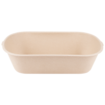 Food Boxes Bamboo 1100ml - Ecoware