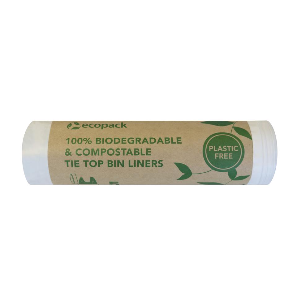 60L Bin Liners Compostable - EcoPack